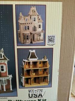 Greenleaf Dollhouses Beacon Hill 1/12 Scale