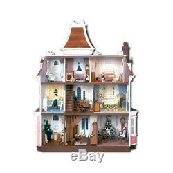 Greenleaf Dollhouses Beacon Hill Dollhouse