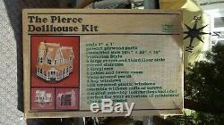 Greenleaf Pierce Dollhouse Kit