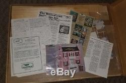 Greenleaf The Willowcrest Dollhouse Wood / Wooden Dollhouse Kit New In Box
