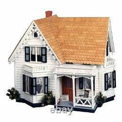 Greenleaf Westville Dollhouse Kit Elaborate Decorative Trim 1 Inch Scale