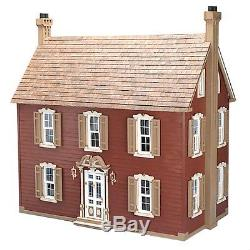 Greenleaf Willow Dollhouse Kit 1 Inch Scale