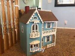 Greenleaf the Allison Dollhouse (built)