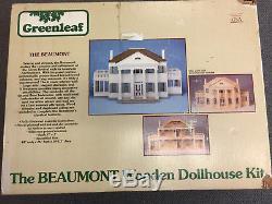 Grenleaf The Beaumont Dollhouse Kit (vintage)