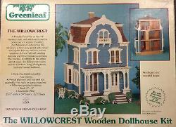 Grenleaf The Willowcrest Dollhouse Kit (vintage)