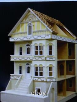 Half Scale Buckhead Townhouse