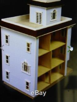 Half Scale Morningside Mansion Kit