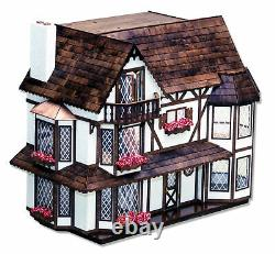 Harrison Dollhouse Kit by Greenleaf Dollhouses