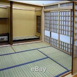 Japanese-style Doll House DIY Kit Floor room/Japanese room Miniature Japan 183