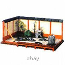 Japanese-style Doll House Handmade Kit Garden kit A004 Miniature Japan 313
