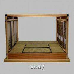 Japanese-style Doll House Handmade Kit Japanese room style kit A002 Japan 312