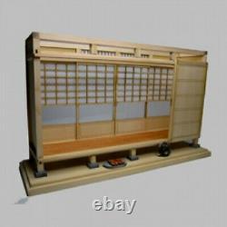 Japanese-style Doll House Handmade Kit dollhouse limited set