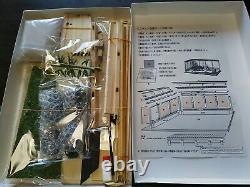 Japanese-style Garden TEIEN 112 Doll House Handmade Kit Miniature Assemble A004