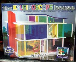 Kaleidoscope Doll House Bozart Dollhouse New in Box! Designer Modern