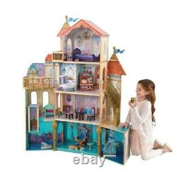 Kidkraft Disney Ariel Undersea Kingdom Dollhouse Distressed Pkg