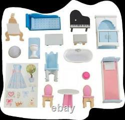 Kidkraft Magical Dreams Castle Dollhouse Includes AccessoriesFREE P&PUK