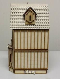 Kristiana Tudor 148 scale Dollhouse Kit with Shingles Included
