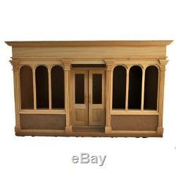 Landygo store roombox 112 dollhouse miniature 5min assembly wood