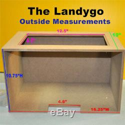 Landygo store roombox 112 dollhouse miniature 5min assembly wood