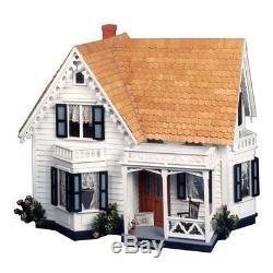 Prime Large Wooden Doll House Vintage Victorian Kit Wood Dollhouse Download Free Architecture Designs Scobabritishbridgeorg