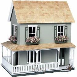 Laurel Charming Dollhouse Kit 1 Inch Scale (By Greenleaf)