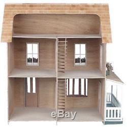 Leaf Laurel Dollhouse Kit 1 Inch Scale