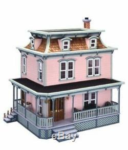 Lily Dollhouse Kit by Greenleaf Dollhouses