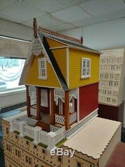 Little Ann Victorian Cottage Generation 2. (112 scale dollhouse)
