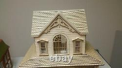 Little Briana Country Victorian Cottage 124 Scale Dollhouse Kit WITHOUT Shingle