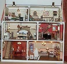 MAGPIES Dolls House Emporium Victorian shop Unpainted Flat Pack Kit 112 scale