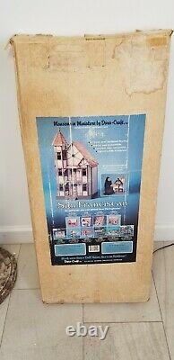 Mansions Miniature Dura-Craft San Franciscan SF550 Vintage Dollhouse 1982 112