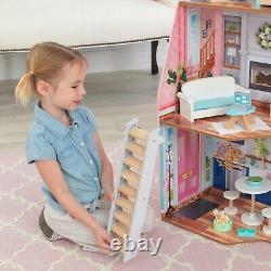 Matilda Dollhouse with EZ Kraft Assembly by KidKraft