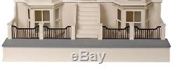 Melody Jane Dolls House 112 MDF Flat Pack Unpainted Basement Kit for MJ04