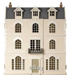Melody Jane Large Luxury Georgian House 112 Scale MDF Flat Pack Unpainted Kit