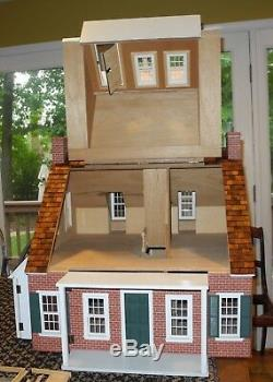 Miniature Dollhouse Barbara Fritchie House 112 RARE Preowned LOCAL PICKUP ONLY