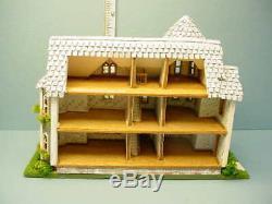 Miniature Gothic Victorian House (St. Beckham) DH for a DH 1/144th Hart's Desire