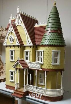 Mirabella Victorian Mansion (112) scale
