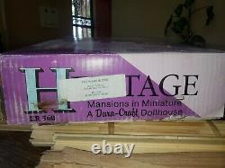 NEW IN BOX! Dura Craft Heritage Doll House Mansion HR 560 Vintage Wooden