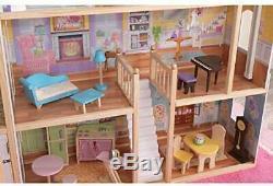 NEW KidKraft Majestic Mansion Dollhouse FREE SHIPPING