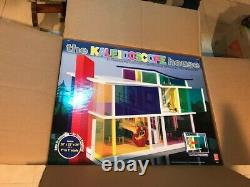 NIB Kaleidoscope Doll House from Bozart Toys & Laurie Simmons