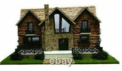 New Complete Kit Quarter Inch Scale Elianas Vacation Home