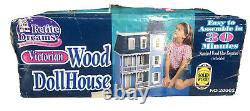 PETITE DREAMS VICTORIAN DOLLHOUSE Wood Kit in 1 scale HTF TOP QUALITY NEW