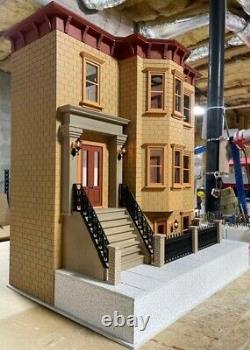 Park Ave. Grand Mansion 112 Dollhouse Kit