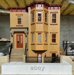 Park Avenue Grand Mansion Dollhouse 112 scale Kit
