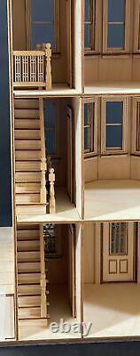 Park Avenue Grand Mansion Dollhouse 124 scale Kit