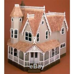 Pierce Dollhouse Kit by Greenleaf Dollhouses NEW IN SEALED BOX-USA MADE 1981
