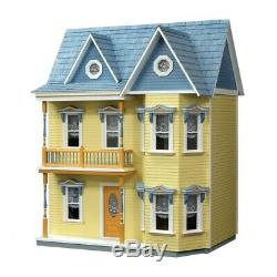 Princess Anne Dollhouse Kit Model J-M975 Real Good Toys NIB