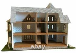 Quarter Inch Scale St. Beckham Gothic Victorian Complete Kit