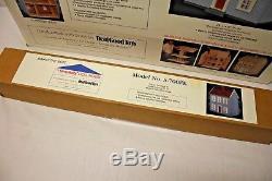 RARE DELUXE DOLLHOUSE KIT S-700D + FINISHING KIT S-700FK by Real Good Toys