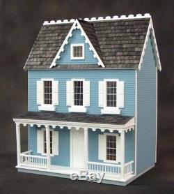 RGJM401 Kit para ensamblar Casa de Campo Vermont Jr Dollhouse Kit